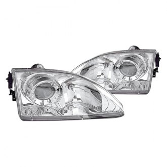 Replace® - Chrome Projector Headlights