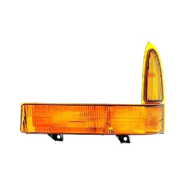 Parking Garage Light Signals: Ford Excursion Without No Boundaries Package