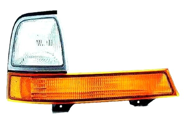 Replace® - Passenger Side Replacement Turn Signal / Parking Light / Replacement Side Marker Light
