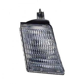 Replace® - Passenger Side Replacement Parking Light Lens