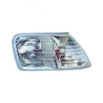 Replace® - Driver Side Replacement Cornering Light Lens