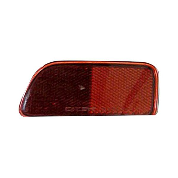 Replace® - Rear Driver Side Bumper Reflector