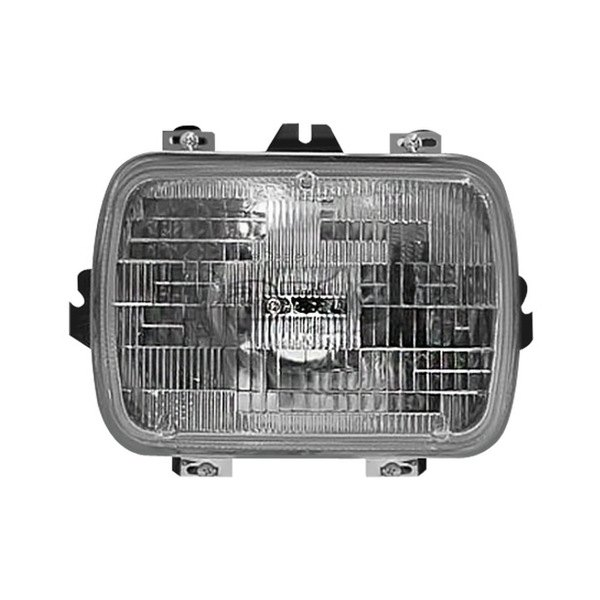 Replace® - Driver or Passenger Side Replacement Sealed Beam Headlight