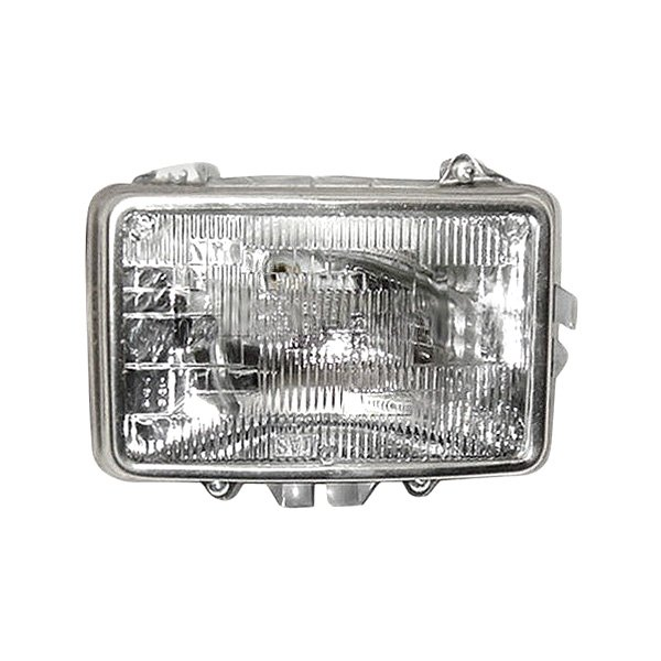 Replace® - Driver Side Replacement Sealed Beam Headlights