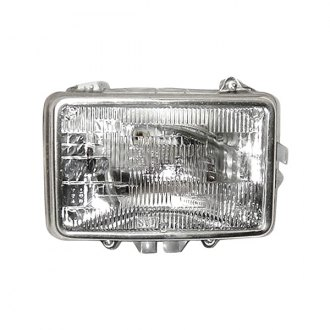 Replace® - Driver Side Low Beam Replacement Headlight