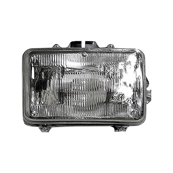 "Replace® - Replacement 4x6"" Rectangular Driver Side Inner 661 Sealed Beam Headlight"