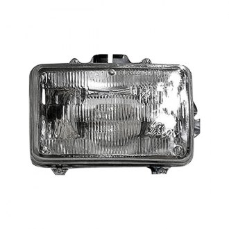 Replace® - Driver Side High Beam Replacement Headlight