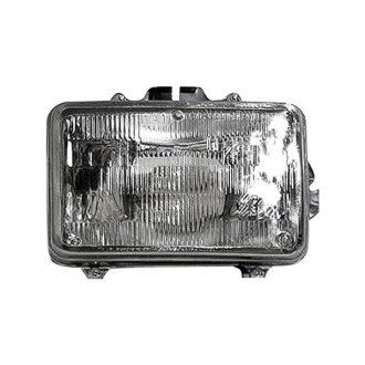 Replace® - Passenger Side Low Beam Replacement Headlight