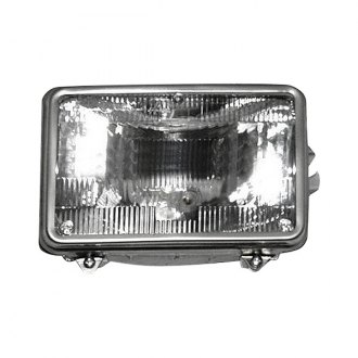 Replace® - Passenger Side High Beam Replacement Headlight