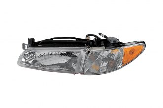Replace® GM2502170 - Driver Side Replacement Headlight