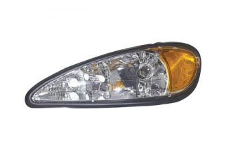 Replace® GM2502196V - Driver Side Replacement Headlight