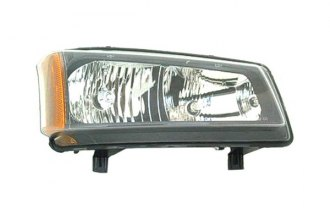 Replace® GM2502224V - Driver Side Replacement Headlight