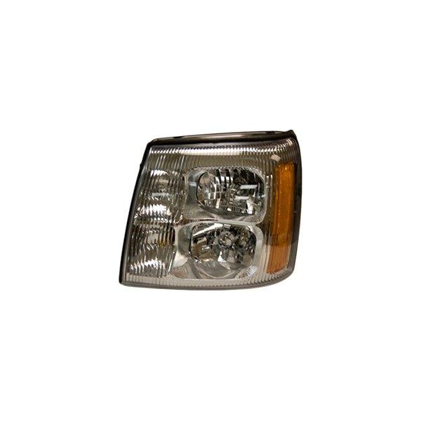 Cadillac Escalade Headlight Restoration