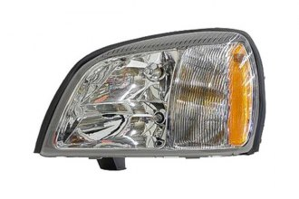 Replace® GM2502240C - Driver Side Replacement Headlight