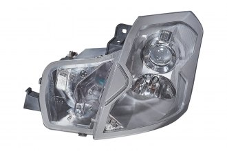 Replace® GM2502242 - Driver Side Replacement Headlight