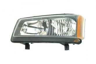 Replace® GM2502257 - Driver Side Replacement Headlight