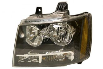 Replace® GM2502263V - Driver Side Replacement Headlight