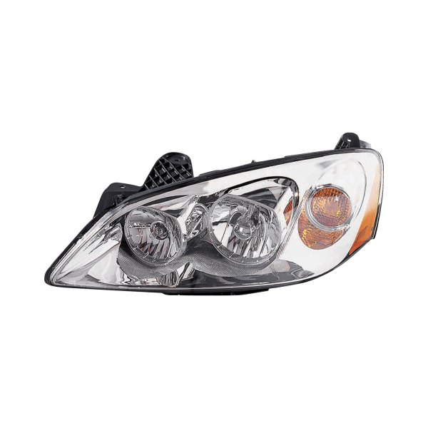 Replace® - Driver Side Replacement Headlight