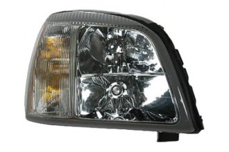 Replace® GM2503240C - Passenger Side Replacement Headlight