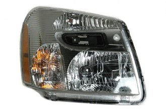 Replace® GM2503254V - Passenger Side Replacement Headlight