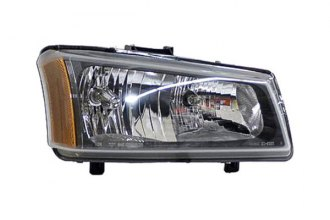 Replace® GM2503257V - Passenger Side Replacement Headlight
