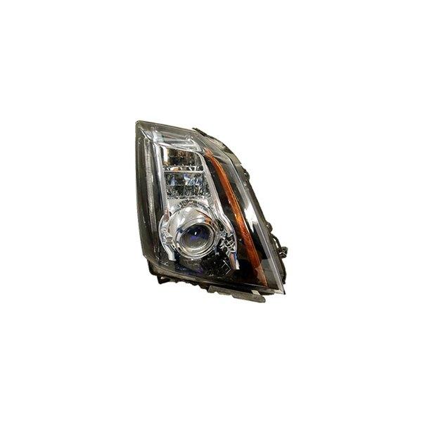 Service Manual 2012 Cadillac Cts V Headlight Replace border=