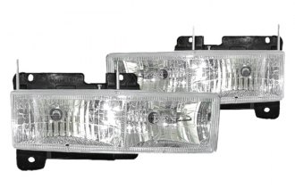Replace® - Diamond-Cut Headlights