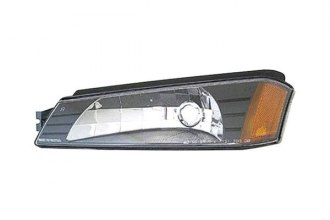 Replace® GM2520184 - Driver Side Replacement Turn Signal / Parking Light