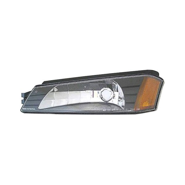 replace gm2520184c chevy avalanche 2002 2006 driver side replacement turn signal parking light. Black Bedroom Furniture Sets. Home Design Ideas