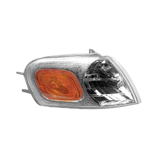 Replace® - Passenger Side Replacement Turn Signal / Parking Light / Side Marker Light