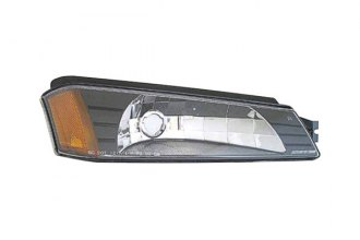 Replace® GM2521184C - Passenger Side Replacement Turn Signal / Parking Light
