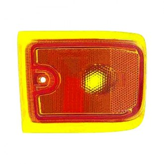 Replace® - Driver Side Lower Replacement Side Marker Light