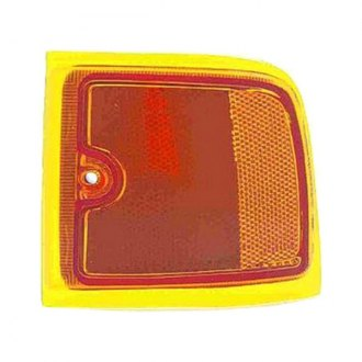 Replace® - Driver Side Upper Replacement Side Marker Light