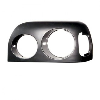 Replace® - Driver Side Outer Headlight Bezel