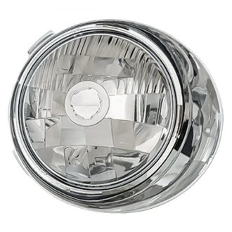 Replace® - Driver and Passenger Side Inner Headlight Bezels