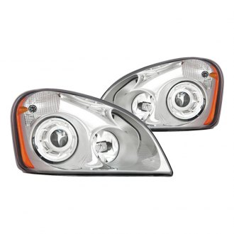 Replace® - Driver and Passenger Side Projector Headlights