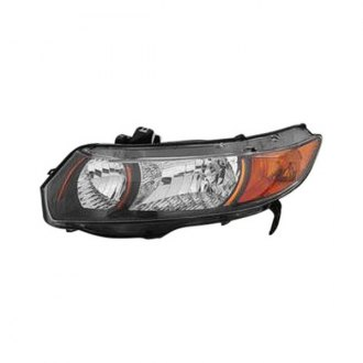 Replace® - Driver Side Replacement Headlight Lens Housing