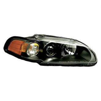 Replace® - Driver and Passenger Side, Set of 2 Replacement Headlight