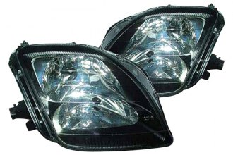 Replace® - Driver and Passenger Side Replacement Headlight