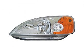 Replace® HO2518102V - Driver Side Replacement Headlight