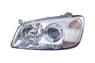 Replace® HY2502131 - Driver Side Replacement Headlight