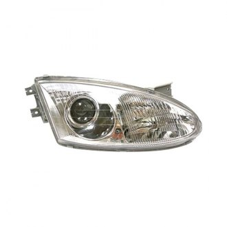 Replace® - Passenger Side Replacement Headlight (Brand New OE)