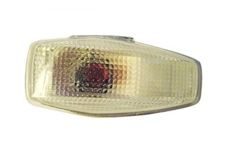 Replace® - Driver or Passenger Side Replacement Repeater Lamp (Brand New OE)