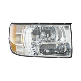 Replace® - Passenger Side Replacement Headlight Lens and Housing (Brand New OE)