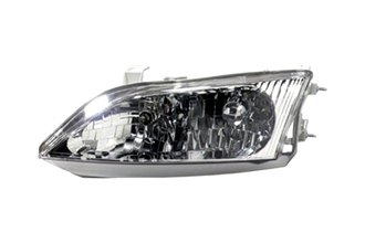 Replace® LX2502101V - Driver Side Replacement Headlight