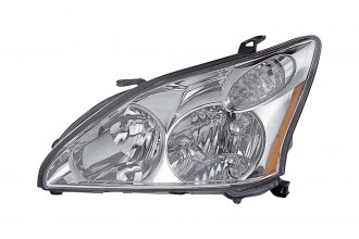 Replace® LX2502123 - Driver Side Replacement Headlight