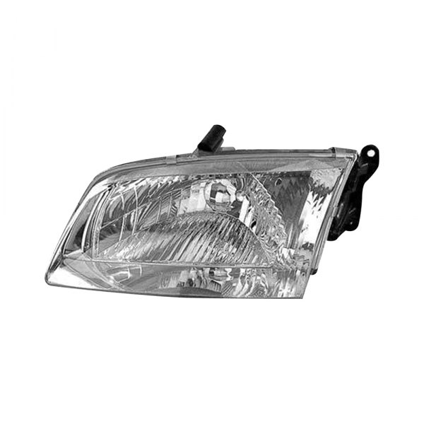 replace mazda 626 2000 2002 replacement headlight. Black Bedroom Furniture Sets. Home Design Ideas