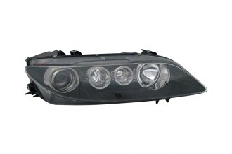 Replace® MA2503135 - Passenger Side Replacement Headlight Lens Housing
