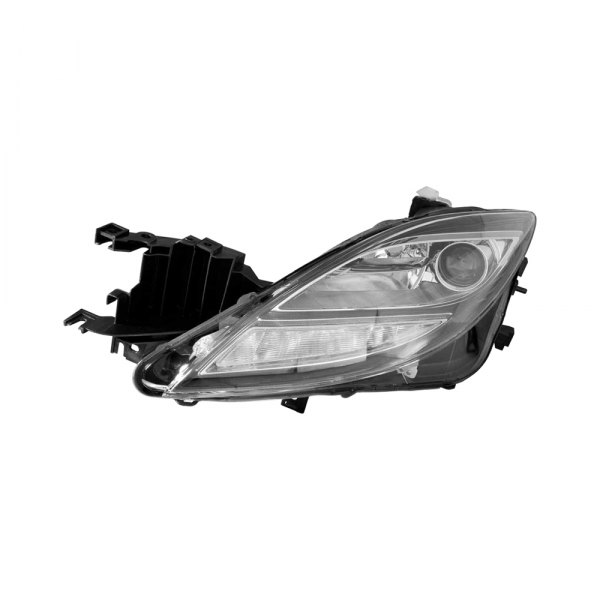 replace mazda 6 2009 2010 replacement headlight lens and housing. Black Bedroom Furniture Sets. Home Design Ideas