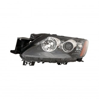 2010 mazda cx 7 factory replacement headlights. Black Bedroom Furniture Sets. Home Design Ideas